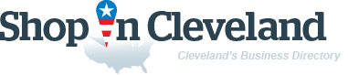 ShopInCleveland. Business directory of Cleveland - logo